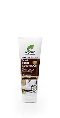 Dr. Organic Cocco Skin Lotion, 200ml, 1er Pack (1 x 200 ml)
