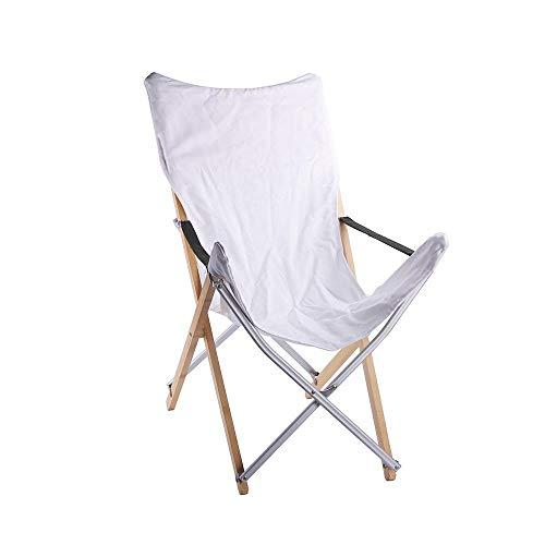 CZPF Faltbarer Fester Hölzerner Oxford-Segeltuch-beweglicher Freizeit-Klappstuhl-Strand-Stuhl Japan Und Südkorea Heißer