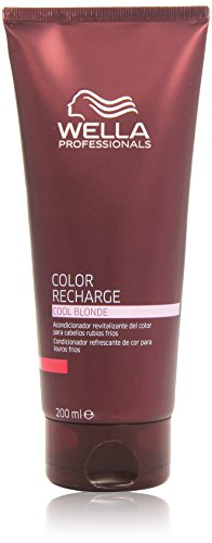 Wella Color Recharge Acondicionador para Cabellos Rubios - 200 ml