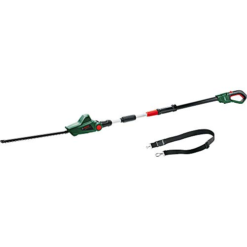 Bosch 06008B3001 UniversalHedgePole 18 Taille-haies télescopique sans-fil, Vert