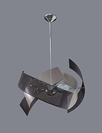 Lampadario 6 lucitortora weng moderno per cucina salone camera da letto camerette - Amazon lampadario camera da letto ...