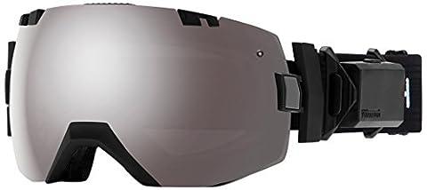 Smith m006589al995t Skibrille Herren, Schwarz