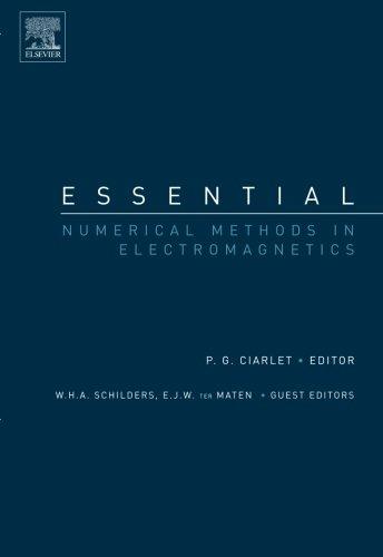 Essential Numerical Methods in Electromagnetics: 13