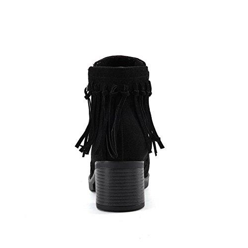 BalaMasa - Stivali da Motociclista donna Black