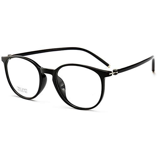YUNCAT Klare Acetat rahmen Brillengestelle Damen Herren Brillenfassung Retro Brille Ohne Stärke Oval Brillen