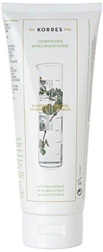 Korres Après-Shampoing Hydratant Aloès/Dictame, 200 ml