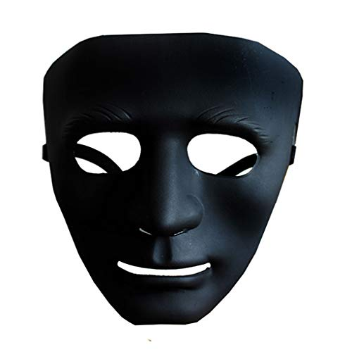 Unbekannt Mask- Full Face Hockey Airsoft Net Brille Maske Cosplay Kostüm Party Halloween (Farbe : ()