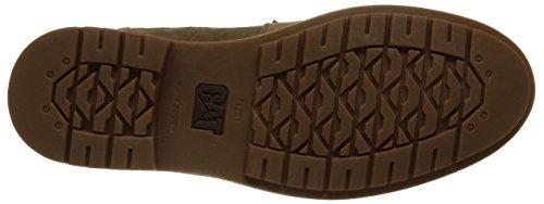 Caterpillar Cason, Cheville Chaussures Lacées Homme Beige (Cub)