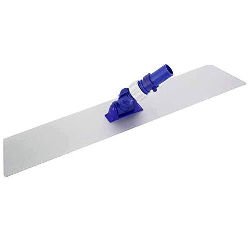 Mini scopa trapezio (23cm)-Rotazione 360°-Alluminio-fissaggio mediante Velcro