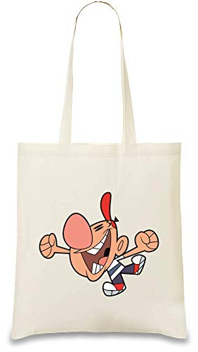 The Grim Adventures of Billy and Mandy Boy Custom Printed Tote Bag| 100{fd890c611a51d74c5626f18e5f3130a15227b37d4e565e9ef1bd7e1ef376155c} Soft Cotton| Natural Color & Eco-Friendly| Unique, Re-Usable & Stylish Handbag For Every Day Use| Custom Shoulder Bags By
