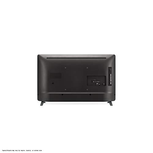 """31EWF 6OUWL - LG 32LK6100PLB - Smart TV de 32"""" (LED, Full HD, inteligencia artificial, Quad Core, 3 x HDR, Wi-Fi), color negro"""