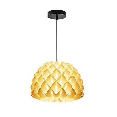 GAG-Deckenleuchten@ diy kit kronleuchter pp hängende lampe Schirmaufhängung Kronleuchter Lichtkabel und Lampensockel , fuchsia