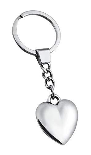 Ten portachiavi cuore amore cod.el7780 cm 9,5x3,5x1h by varotto & co.