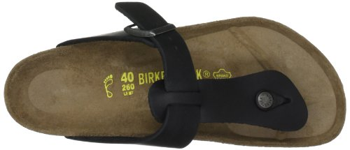 Birkenstock 46361, Sandales Adulte Mixte Noir (Black)