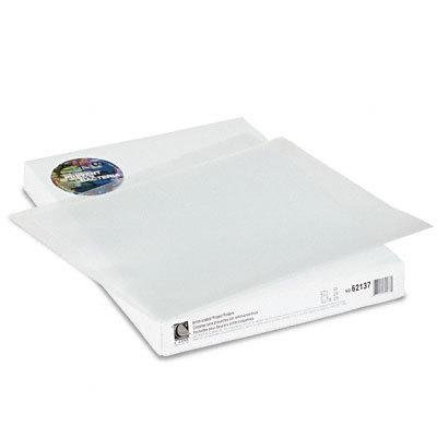 C-Line : Antimicrobial Project Folders, Jacket, Ltr, Polypropylene, Clear, 25/Box -:- Sold as 1 BX by C-Line®