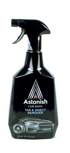 Profi Insektenentferner Autopflege | Teerentferner & Cockpitreiniger 750 ml Sprühflasche | Auto Insektenspray für Windschutzscheibe | Astonish Car Care