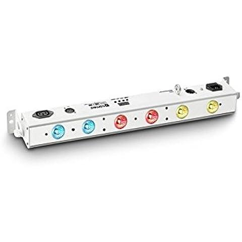 Cameo EasyLiner 100IR–6x 3W RGB LED Bar Color Blanco