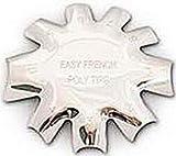 EASY-FRENCH 'EASYF-01' Edge-Trimmer Smile-Line-Schablone für Acryl-Modellage