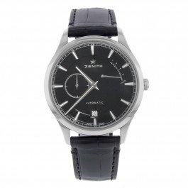 Zenith Elite Power Reserve 03.2122.685/21.C493 Steel Automatic Men's Watch