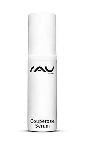 RAU Couperose Serum 5 ml - gegen Couperose, Rosacea und rote Äderchen im (Gesichts Up Make Kühles)