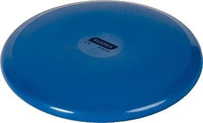 RUSSKA 16659060 Mobilkissen zur Entlastung der Bandscheiben Durchmesser 36 cm, Blau