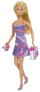 Simba 105738663  - Steffi Love, I Love Shoes, Incluyendo los Accesorios Calzado