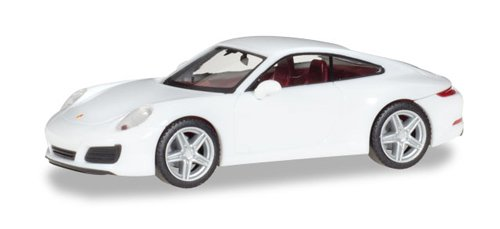 Herpa 028523-002Porsche 911Carrera 2Coupé Miniatura Vehículo