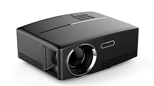GP80 Projektor 720P Home Projektor Großbildschirm
