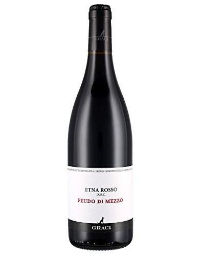 Etna Rosso DOC Feudo di Mezzo Graci 2015 0,75 L
