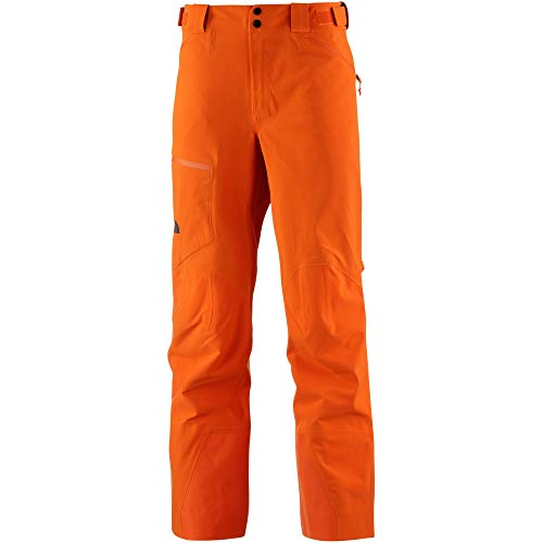 The North Face Herren Aspect Skihose orange XL (Face North Hose Ski)