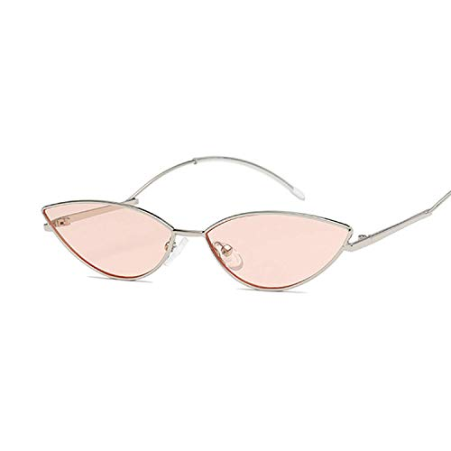 Sport-Sonnenbrillen, Vintage Sonnenbrillen, Fashion Vintage Cat Eye Sunglasses Women Small Mirror Sun Glasses