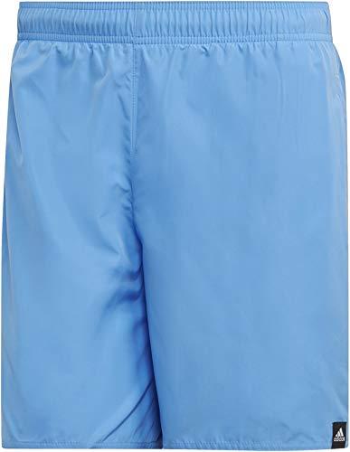 adidas Herren Solid SL Badeshorts, Real Blue, L