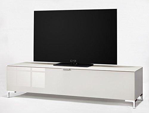 CS Schmalmöbel 45.012.570/011 TV-Board Cleo Typ 11, 163 x 50 x 44 cm, weiß/sandglas - 2