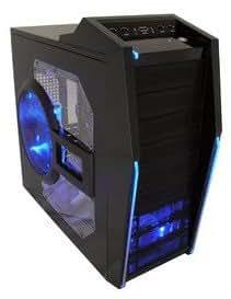 LC-Power PRO-919B-Aequitas_2099 ATX Gaming Boîtier PC Noir