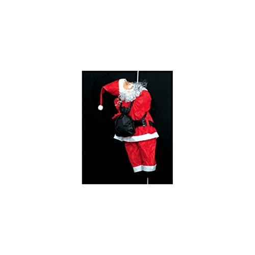 Père Noël sur corde