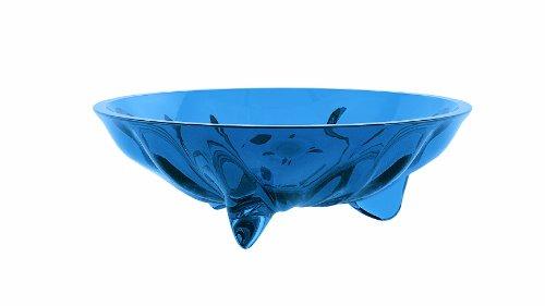 Guzzini 28131476 Bol à Snacks Bleu Méditerranée 5 x 14 cm