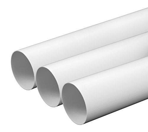 haco-tubo-oe-150-mm-lunghezza-05-m-in-plastica-abs-tubo-tondo-rotondo-canale-di-ventilazione-sistema