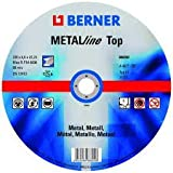 BERNER DISCOSMER METAL 115 x 6 x x 22,23 mm
