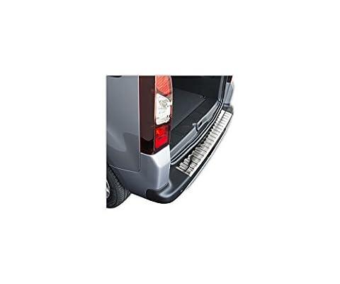 Avisa 2/35110 Protection des pare - chocs – inoxydable brossé. Protection de seuil de chargement , Protection de coffre.