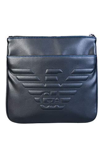 Emporio Armani Bolsa Hombre Negro - Y4M177-YG90J-81072