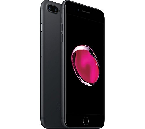 Apple iPhone 7 Plus 256GB Negro Mate