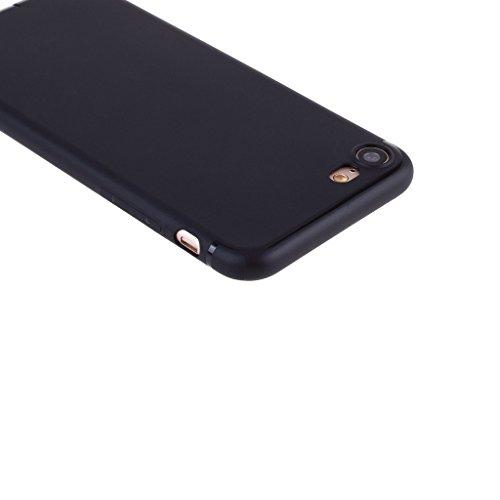 iPhone 7 Hülle,iPhone 7 (4,7 Zoll) Silikon Hülle,Mo-Beauty® iPhone 7 Klare Ultradünne Silikon Gel Schutzhülle Durchsichtig,Bunte Malerei Painted Muster Transparent TPU Sillikon Weich Ultra Thin Handyt C