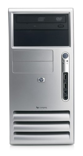 HP Compaq dc5100 Microtower Desktop PC (Intel Celeron D330 2.66GHz, 256MB RAM, 40GB HDD, CD-ROM, XP Prof)
