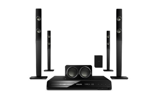 Philips HTS3593 blu ray 3D HOME THEATRE SYSTEM