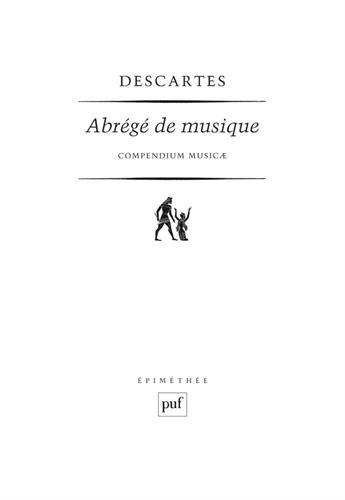 Abrégé de musique. Compendium musicae