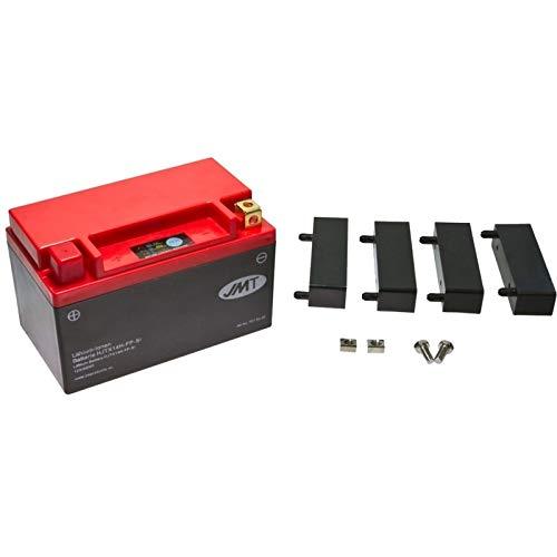 Preisvergleich Produktbild JMT Lithium Motorrad Batterie HJTX14H-FP für Wolf 250 i SB250Ni Bj. 2013-2016