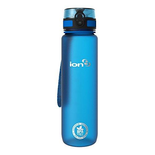 ion8 auslaufsicher Fitness & Outdoor Wasserflasche/Trinkflasche, BPA-frei, 1000ml/32oz