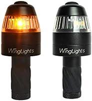 WingLights 360 Mag - Richtingaanwijzers/permanente verlichting voor fietsen/fietsindicatoren