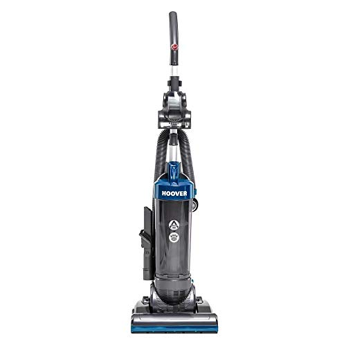 Hoover WR71-VX04 Vortex Grey & Blue 750w Upright Pets Bagless Vacuum Cleaner