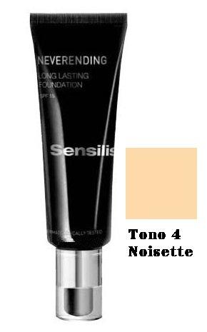 SENSILIS Neverending longue durée SPF 15 Maquillage